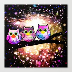 owl-270 Canvas Print