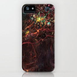 Star Eater Section II iPhone Case