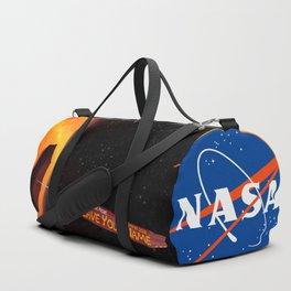Parker Solar Probe Duffle Bag