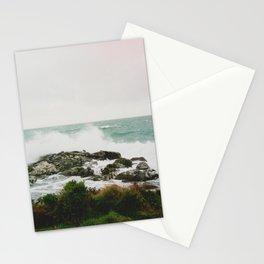 New Zealand wave, film Stationery Cards