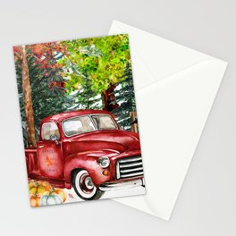 Maple Farms Stationery Cards