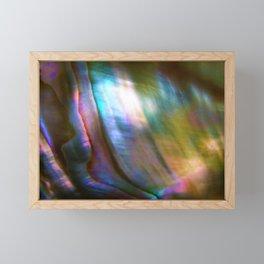 Mother of Pearl Framed Mini Art Print