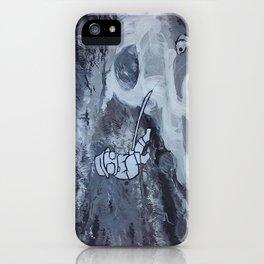Peaceful Perseverance iPhone Case