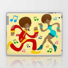 Köpke's Dance Off! Laptop & iPad Skin