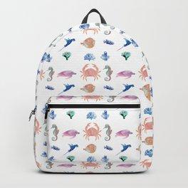 Fondo marino Backpack