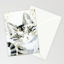 Curiosity Cat Stationery Cards
