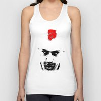 taxi driver Tank Tops featuring Driver by Green'n'Black