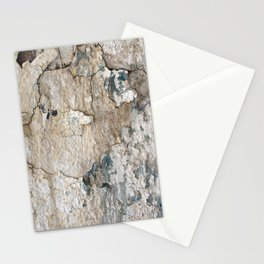 White Decay IV Stationery Cards