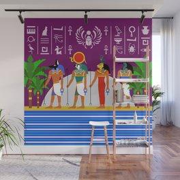 Egyptian Night Wall Mural