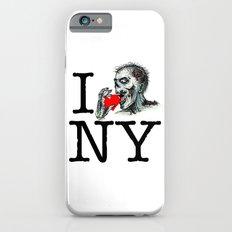 I Zombie Apocalypse New York iPhone 6s Slim Case