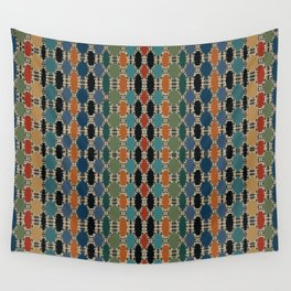 Moroccan Braided Abstract Wall Tapestry
