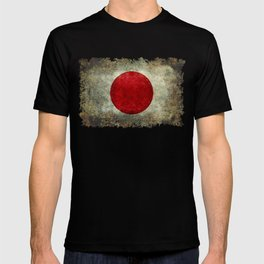 The national flag of Japan T-shirt