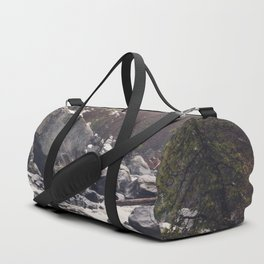 Morning Mountain Escape - Nature Photography Duffle Bag
