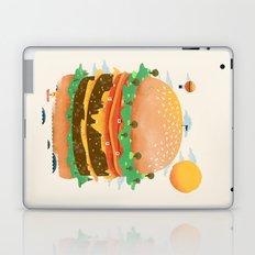 Burgerland Laptop & iPad Skin