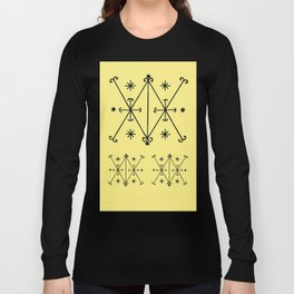 Voodoo Symbol Ayzian Long Sleeve T-shirt