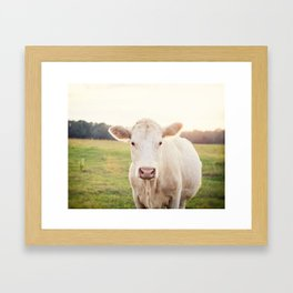 Bessie Framed Art Print