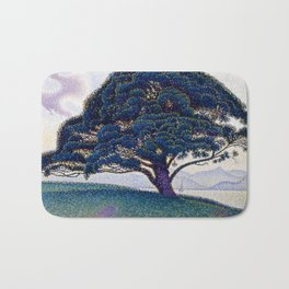 The Bonaventure Pine Bath Mat