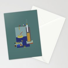 spiriti: pearl Stationery Cards