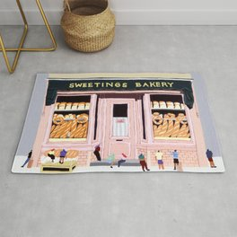Sweetings Bakery Rug