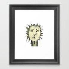 Sun Warrior Framed Art Print