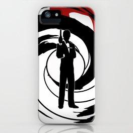 JAMES BOND iPhone Case