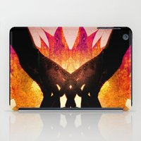 snoopy iPad Cases featuring The Pact by Andre Villanueva