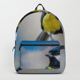 The Great Tit Backpack