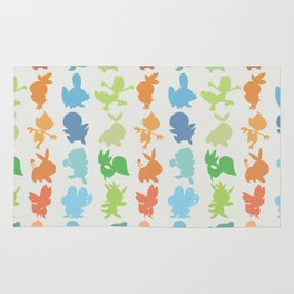 The Starters Rug