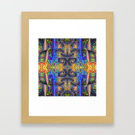 Mirror Vision Framed Art Print