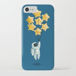 Astronaut's dream iPhone Case