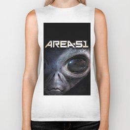 Area 51 movie Biker Tank