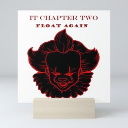 It Evil Clown Mini Art Print