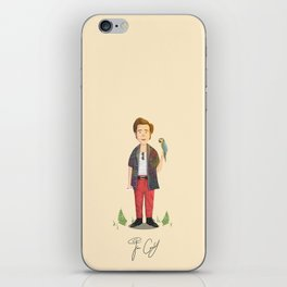 Jim Carrey - Ace Ventura: Pet Detective iPhone Skin