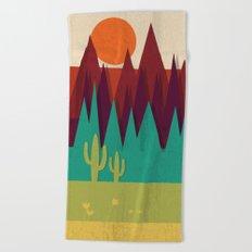 Arizona Beach Towel