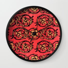 Red XIII Wall Clock