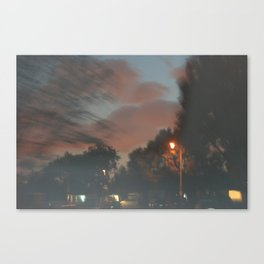 Colorblind  Canvas Print