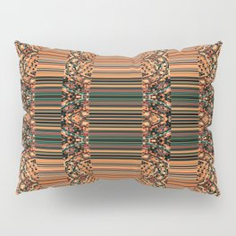 Feeling Peachy - Walk the Line Collection Pillow Sham