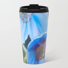 Himalayan Blue Poppy Travel Mug