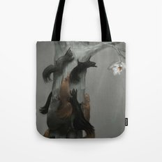 The Pursuit Tote Bag