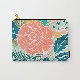 Framed Nature Carry-All Pouch