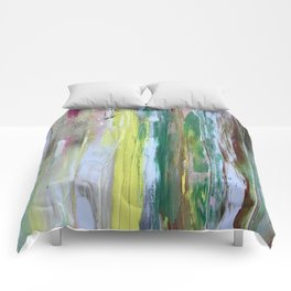 Abstract Painting #2 Comforters