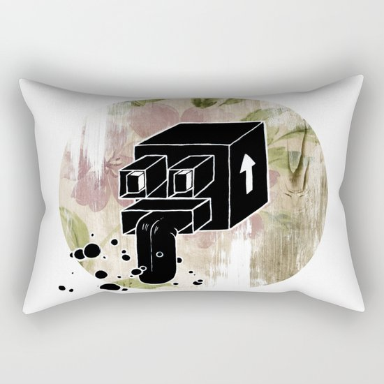 Mystery Xmas Exchange No:2 Rectangular Pillow