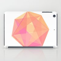 gem iPad Cases featuring Gem by Nic Squirrell