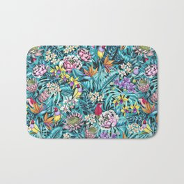 Stand out! (fresh aqua) Bath Mat