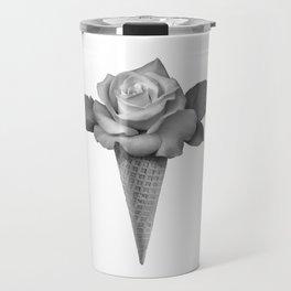 Rose Cream Travel Mug