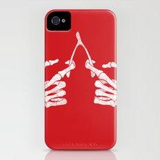 Wishbones iPhone (4, 4s) Slim Case