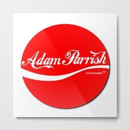 Adam Parrish Coca-Cola Metal Print
