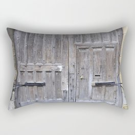 Oxford door 13 Rectangular Pillow