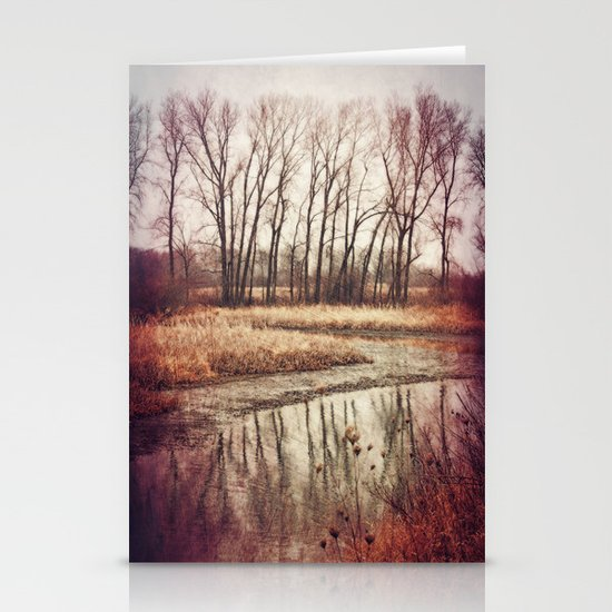 Solitude River Stationery Cards