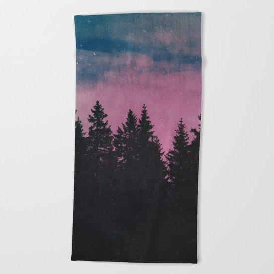 Breathe This Air Beach Towel